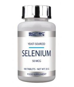 Selenium 100 tab