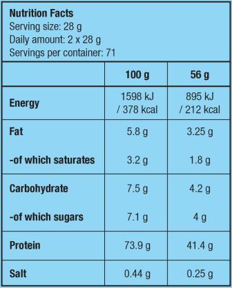 Whey Protein 2000 NutriCore Nutrienda