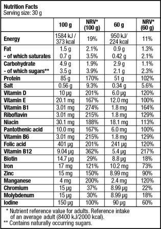 Protein Fusion 85 Nutrienda