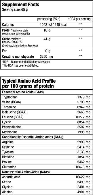Hyper Mass 5000 Nutrienda