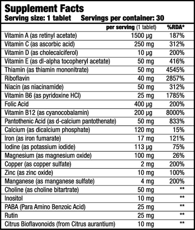 Vitabolic Nutrienda