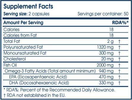 Omega 3 Nutrienda