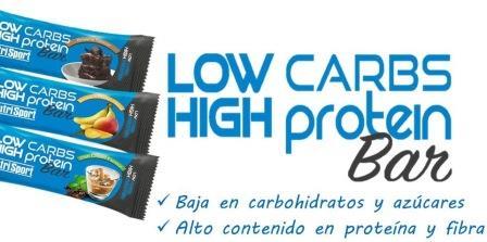 Barritas Low Carbs Nutrienda