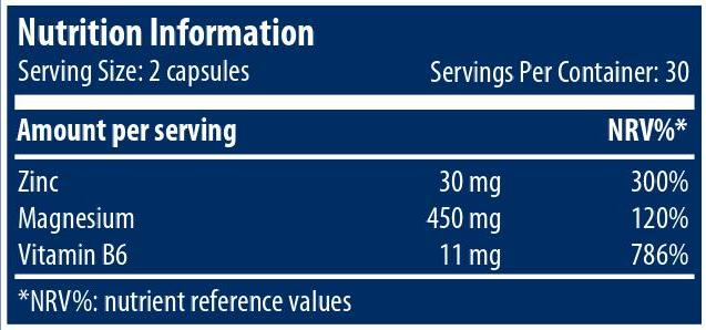 ZMB6 Nutrienda