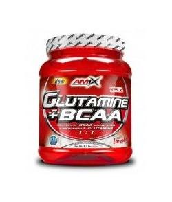 Glutamina+BCAA 530 gr