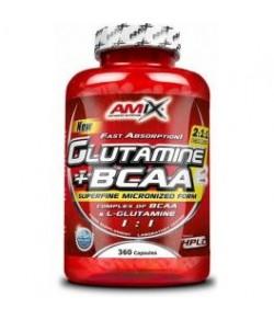 Glutamine+BCAA 360 cap
