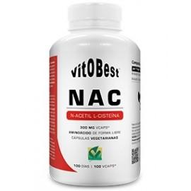 NAC 300 mg 100 cap