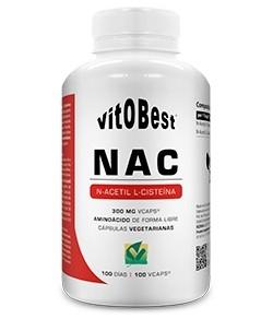 NAC 600 mg 60 cap