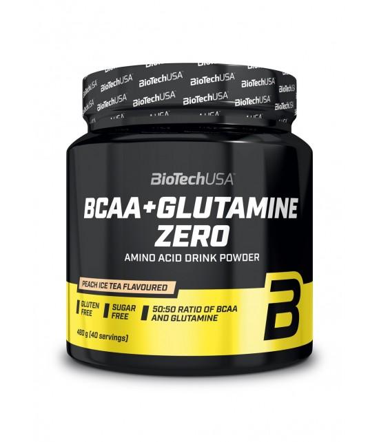 BCAA+Gluta Zero 480 gr