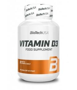 Vitamin D3 60 cap