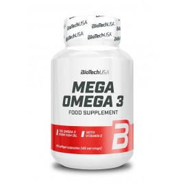 Mega Omega3 90 perlas