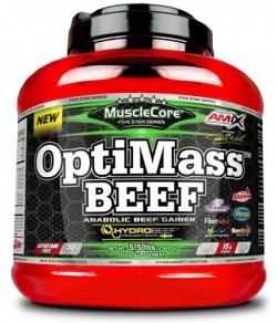 OptiMass Beef 2,5 kg