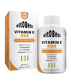 Vitamina E-400 60 perlas