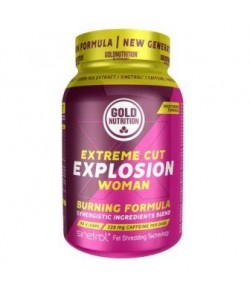 Cut Explosion Woman